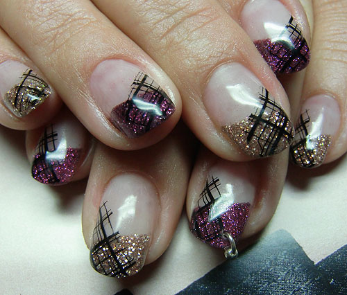 nageldesign nailart von petra rivers peri nails. Black Bedroom Furniture Sets. Home Design Ideas
